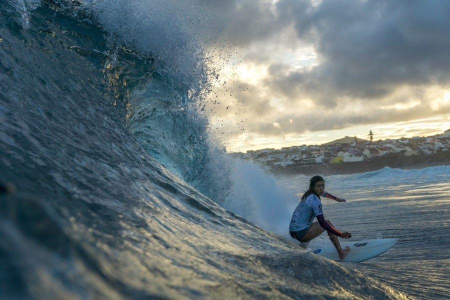 This week's Junior World Surfing Championships in the Azores has given the world the first opportunity to take a look inside one of the five newly added sports to the Olympic Programme ©Getty Images