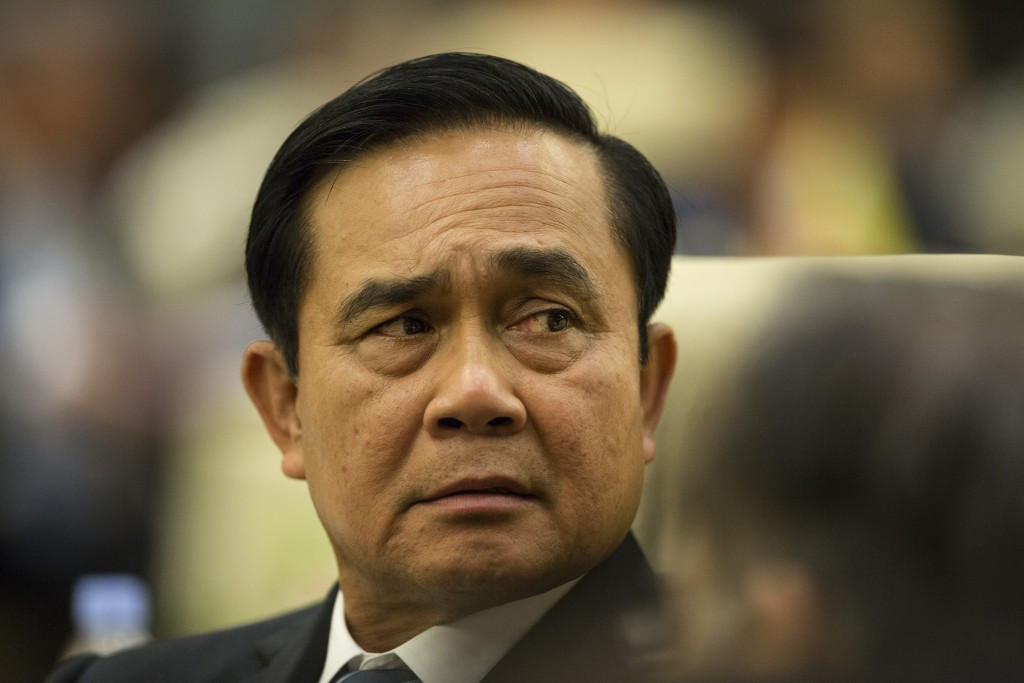 Thailand's Prime Minister Gen Prayut Chan-o-cha has revealed his delight at the success of the nation's athletes at the Rio 2016 Summer Paralympic Games ©Getty Images