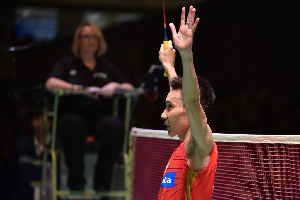 Lee clinches sixth BWF Japan Super Series title in Tokyo