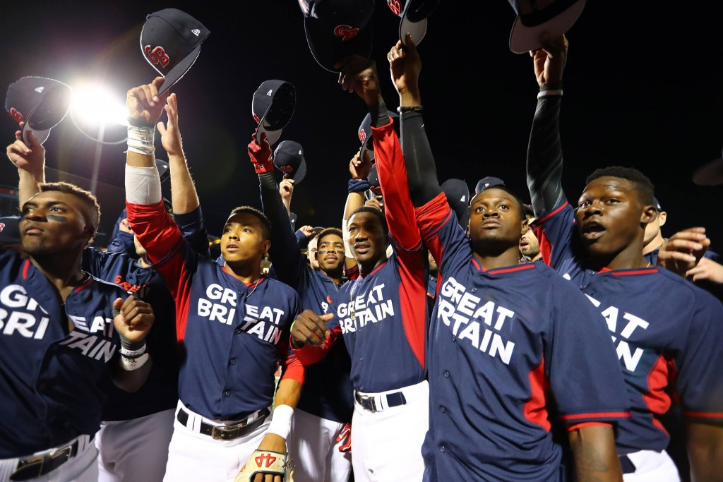 Britain defeat Brazil to reach World Baseball Classic qualification final against Israel