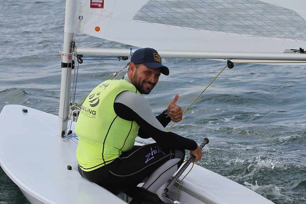 Rio 2016 silver medallist Stipanović wins Sailing World Cup gold as competition concludes in Qingdao