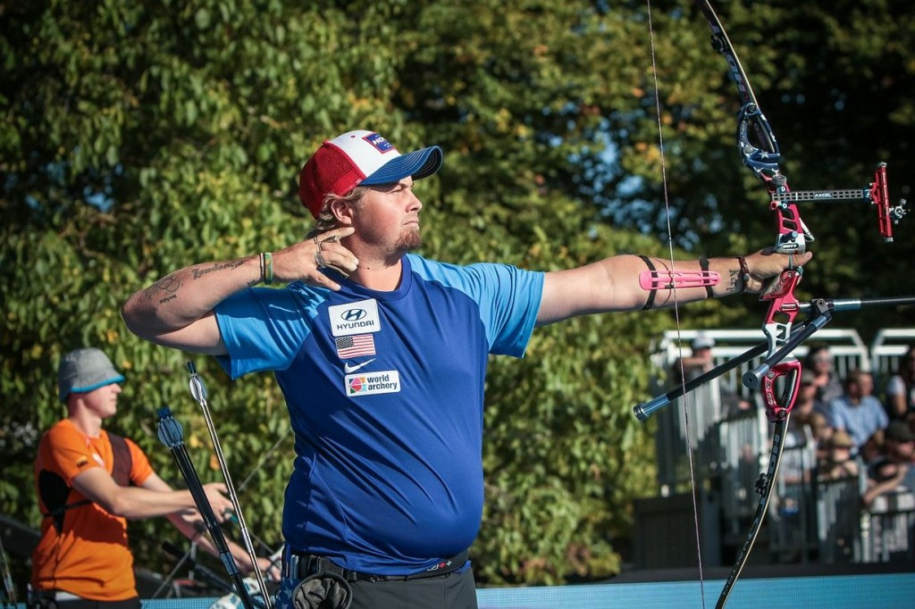 Ellison continues remarkable Archery World Cup Final record with fourth men's recurve title