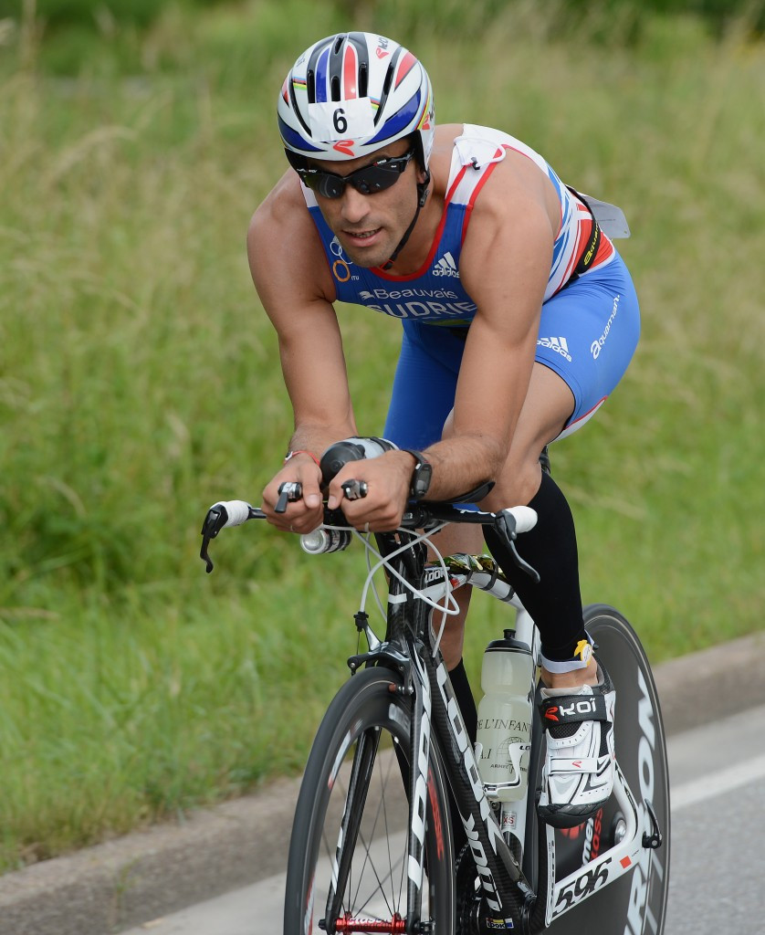 France claim gold and silver medals in men's ITU Long Distance World Championships