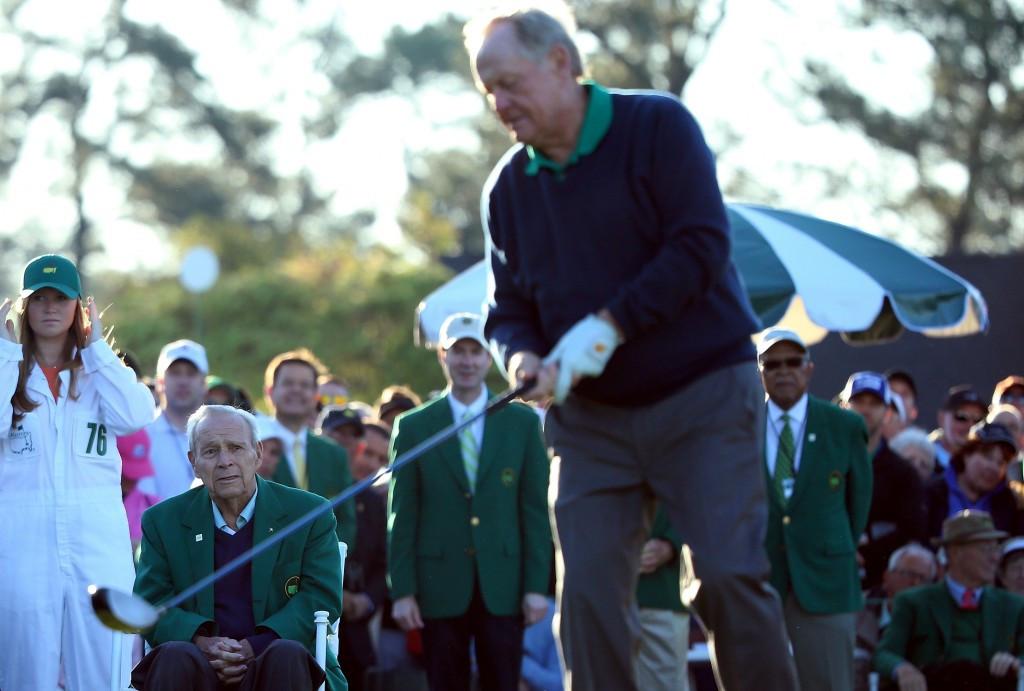 Seven-time golfing Major winner Palmer dies aged 87