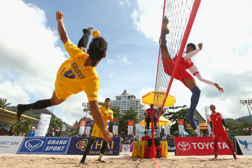 Four countries have already come forward to host the next Asian Beach Games ©OCA