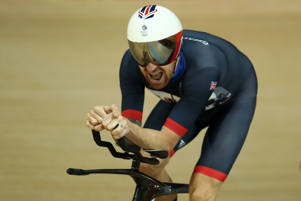 Britain's Sir Bradley Wiggins has been criticised for his use of TUEs even though he did not break any rules ©Getty Images