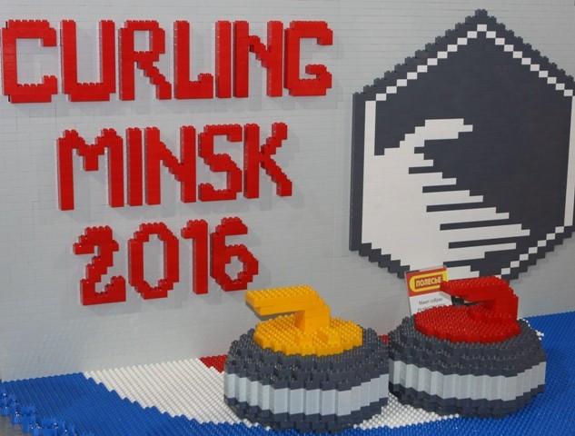 """Belarus holds """"Curling Day"""" in Minsk"""