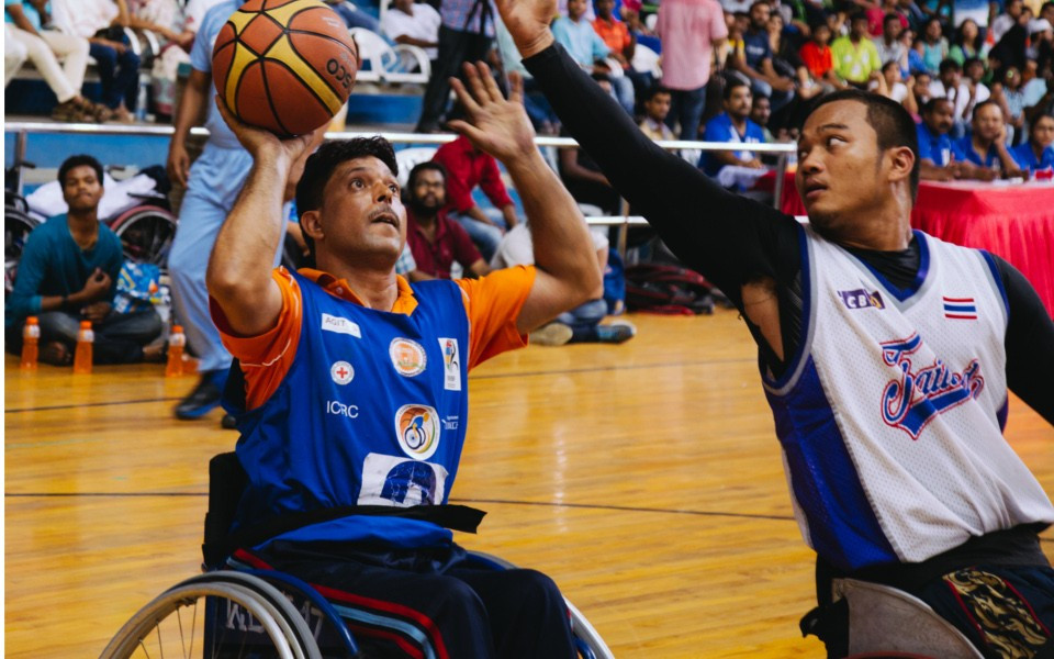 India launch crowdfunding campaign to raise money for major wheelchair basketball tournament