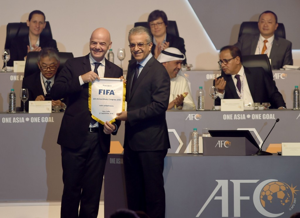 Infantino defends AFC decision to postpone Council elections after Congress voted against agenda