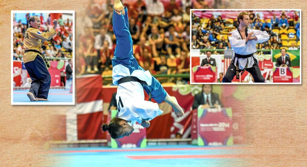 World Taekwondo Poomsae Championships set to begin in Lima