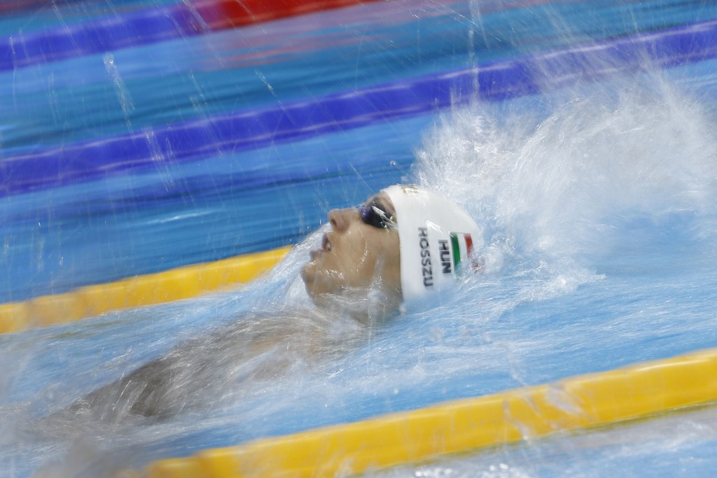 Hosszú out for more glory as FINA Swimming World Cup continues in Beijing