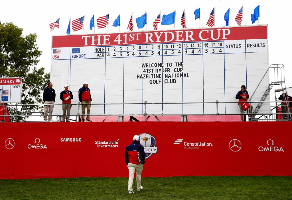 Europe attempt to extend dominance as Hazeltine prepares for 2016 Ryder Cup