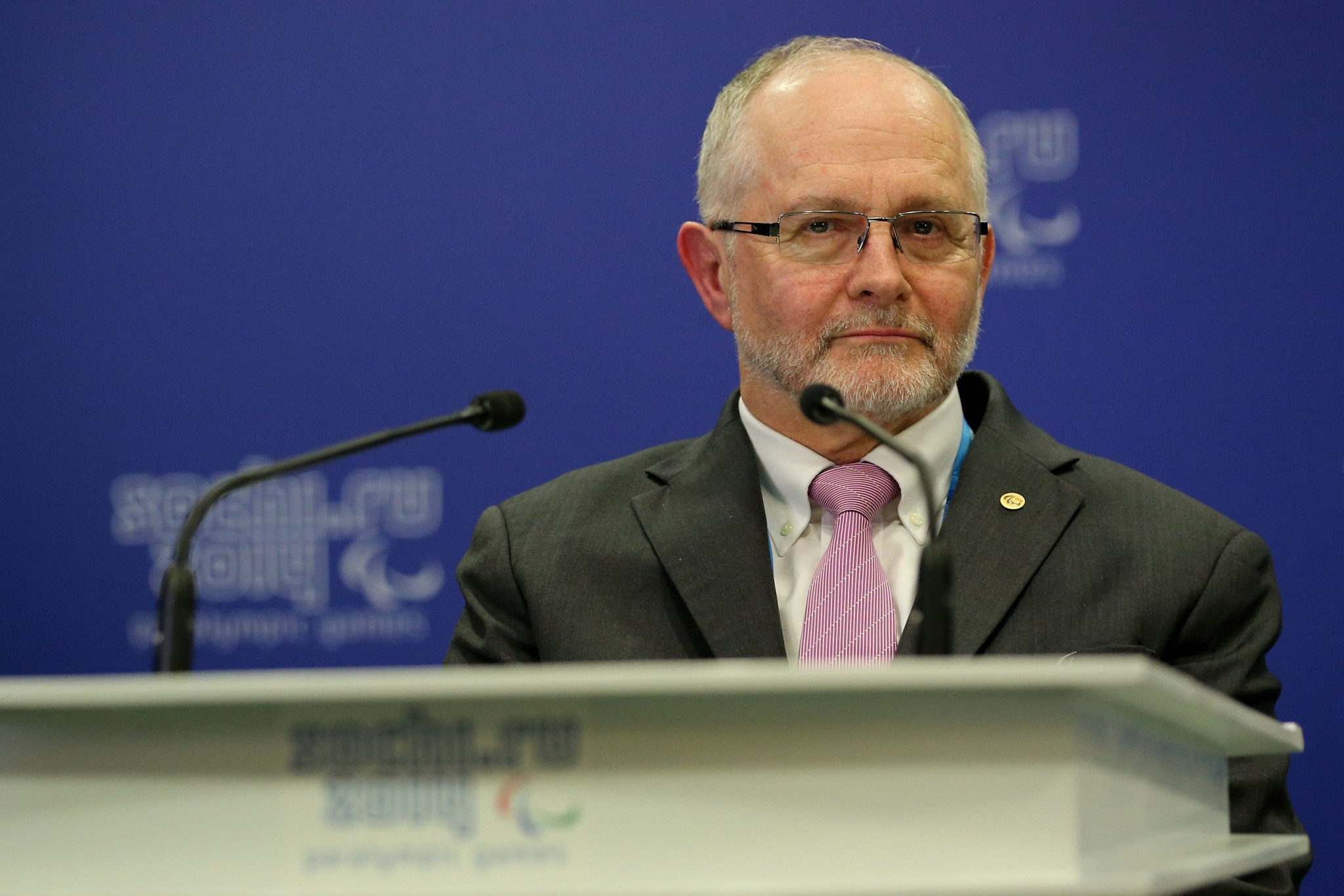 IPC President Sir Philip Craven will deliver a speech at a special event in New York commemorating International Day of Sport for Development and Peace ©Getty Images