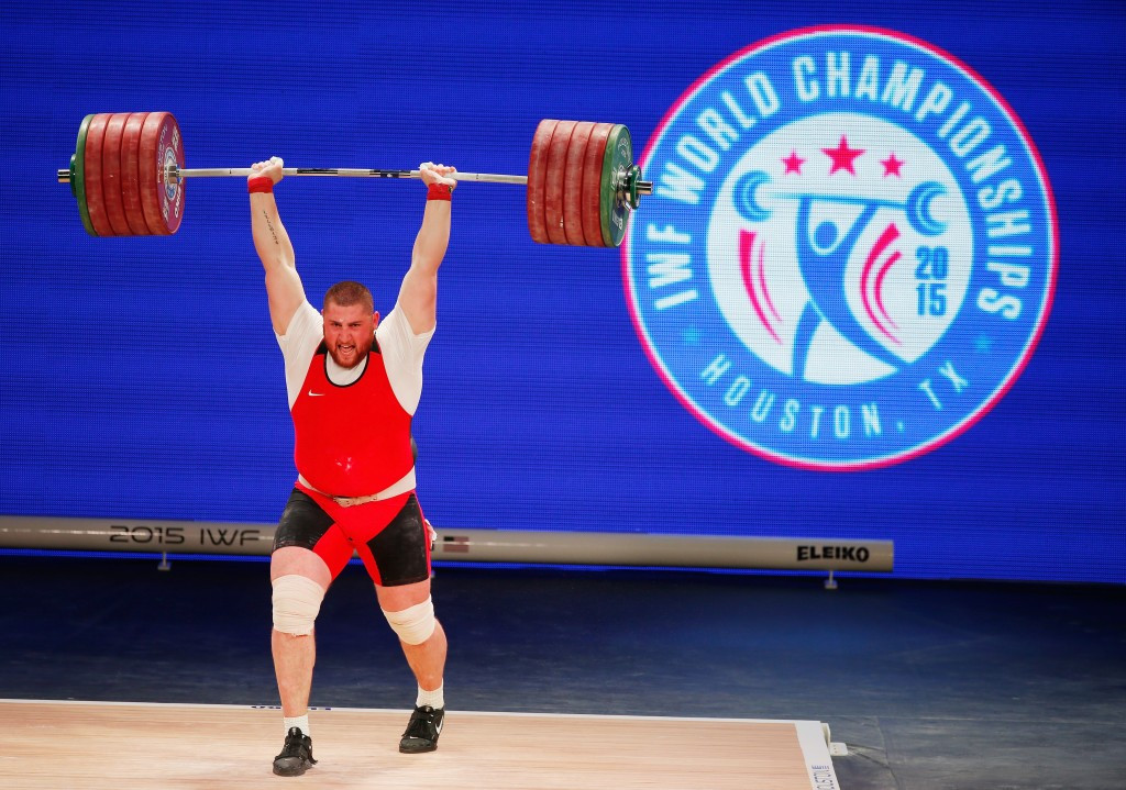 International Weightlifting Federation wins SportsTravel award for 2015 World Championships in Houston