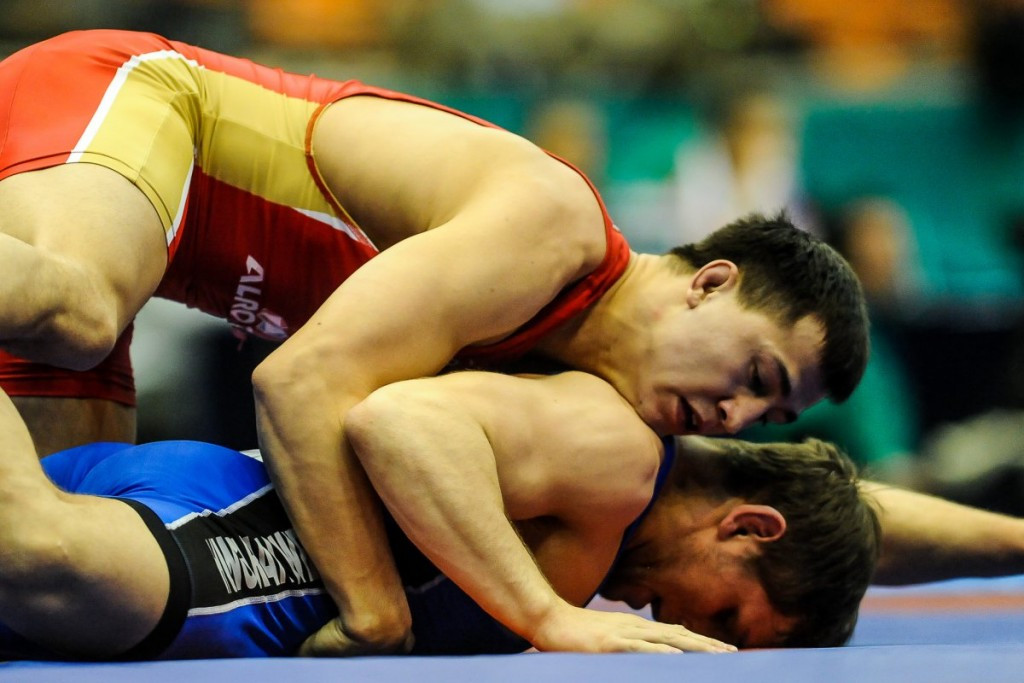 Greco-Roman wrestling rule change comes into effect following Rio 2016 Olympic Games