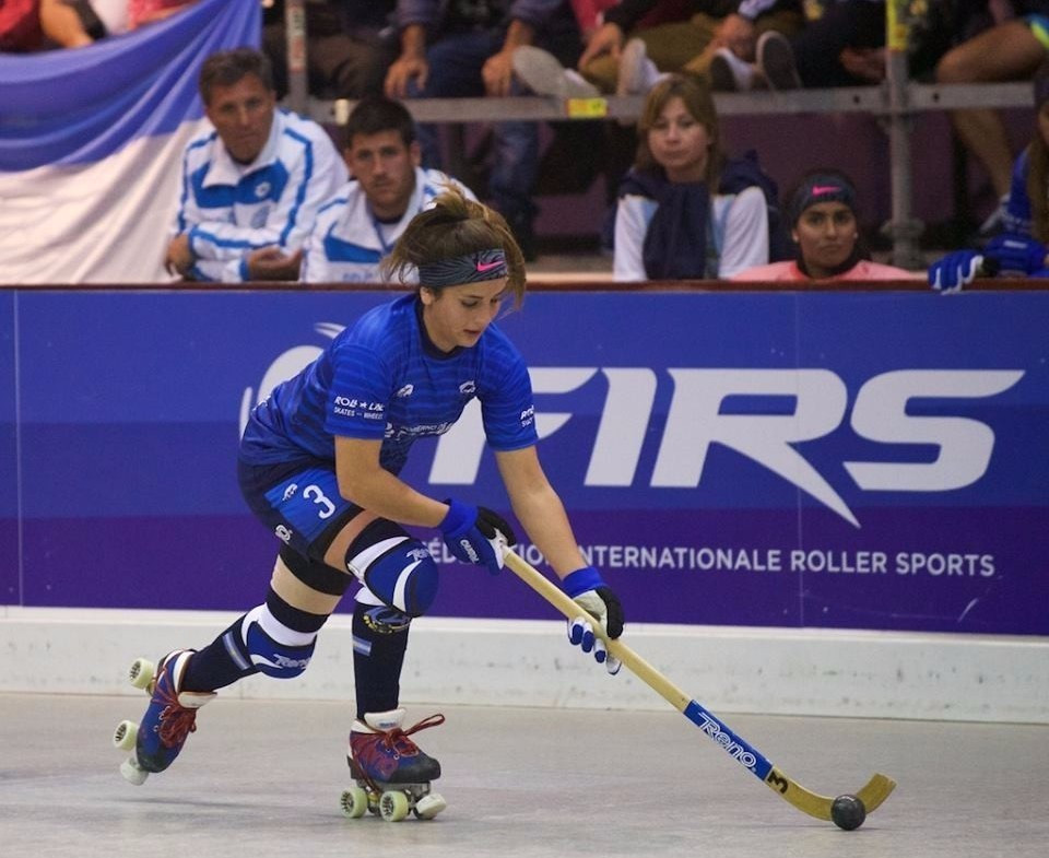 Reigning champions Argentina thrash Brazil 14-0 on day three of Women's World Championship of Rink Hockey