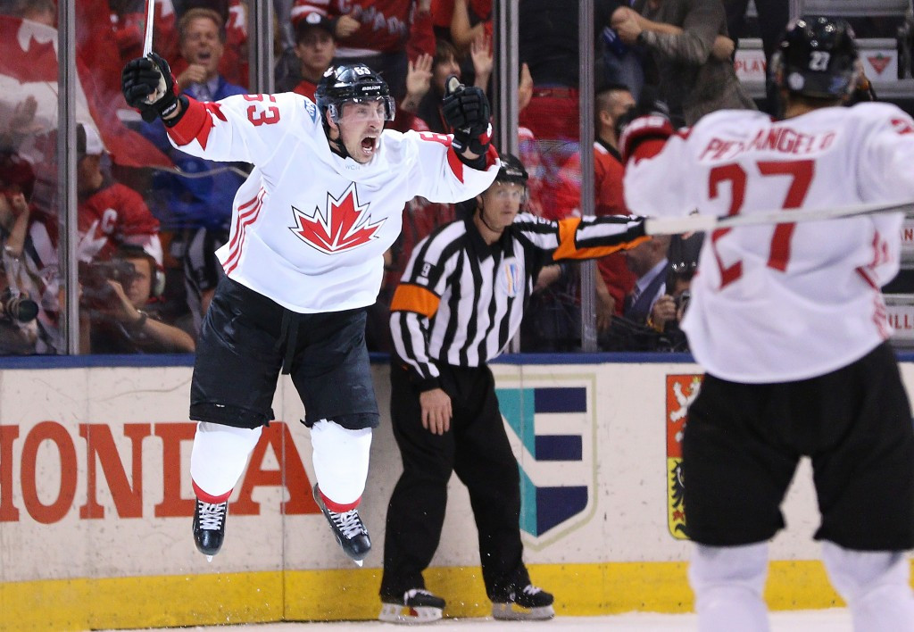 Canada leave it late to fight-back and claim World Cup of Hockey title