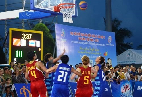 Basketball 3x3 could still feature at the Tokyo 2020 Olympic Games ©OCA