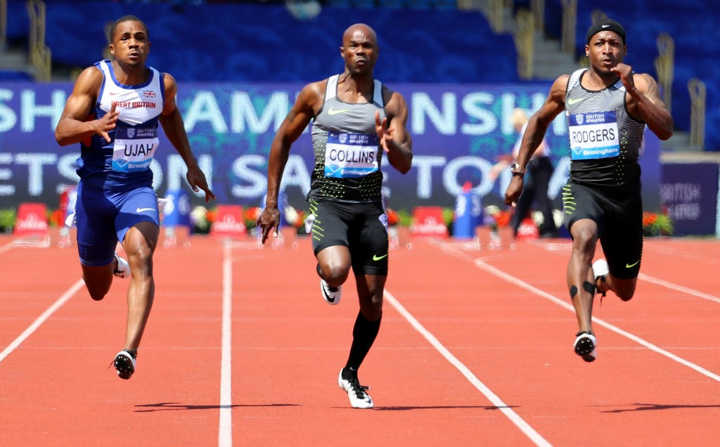 Birmingham has experience of hosting major sporting events, including IAAF Diamond League meets at the Alexander Stadium, which they claim makes them an ideal candidate to host the 2026 Commonwealth Games ©Getty Images