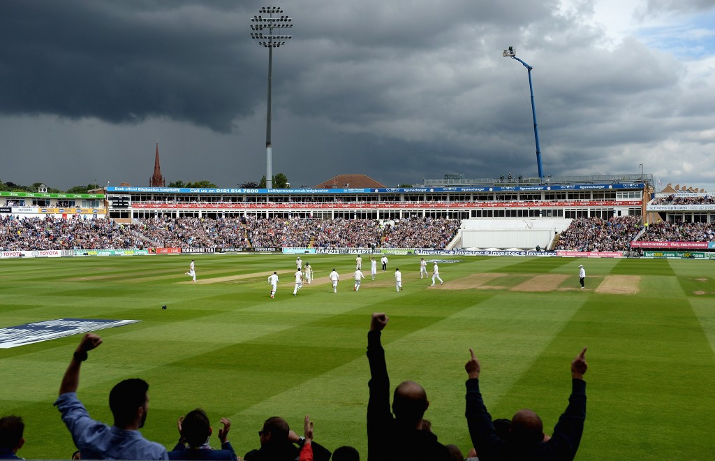Edgbaston has previously hosted Ashes Tests ©Getty Images