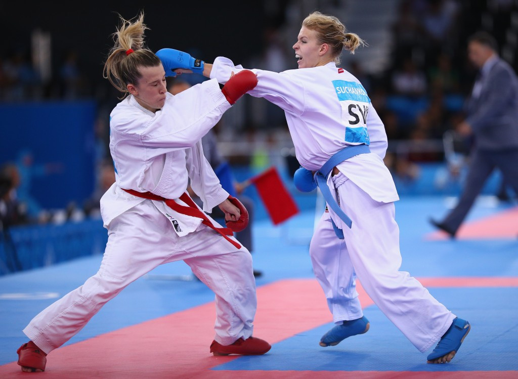 Karate1 Premier League season set for climax in Okinawa