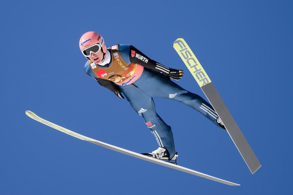 Double world champion Freund set to make ski jumping comeback after hip surgery
