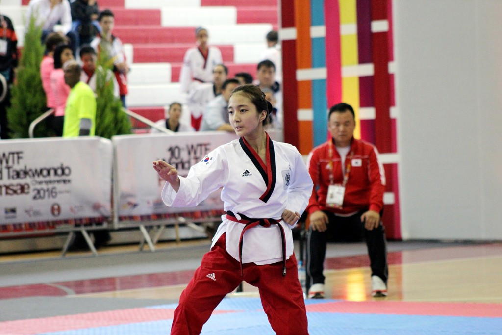 Double gold for South Korea and Turkey on opening day of WTF World Poomsae Championships