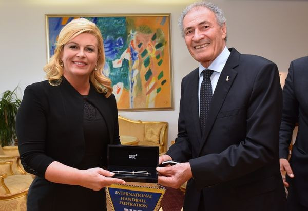 Croatian Handball Federation express intention to bid for 2025 IHF World Championship