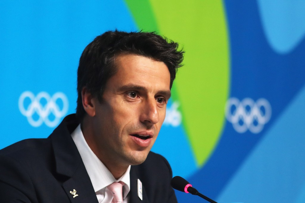 Tony Estanguet was one of three IOC Athletes' Commission members to take part in the first WADA Think Tank ©Getty Images