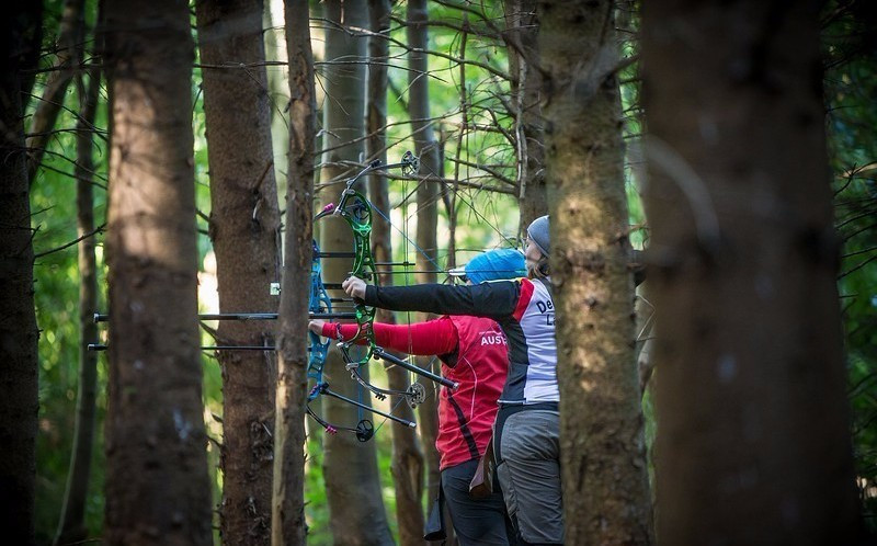 Oliver on target to reach women's recurve final at World Archery Field Championships