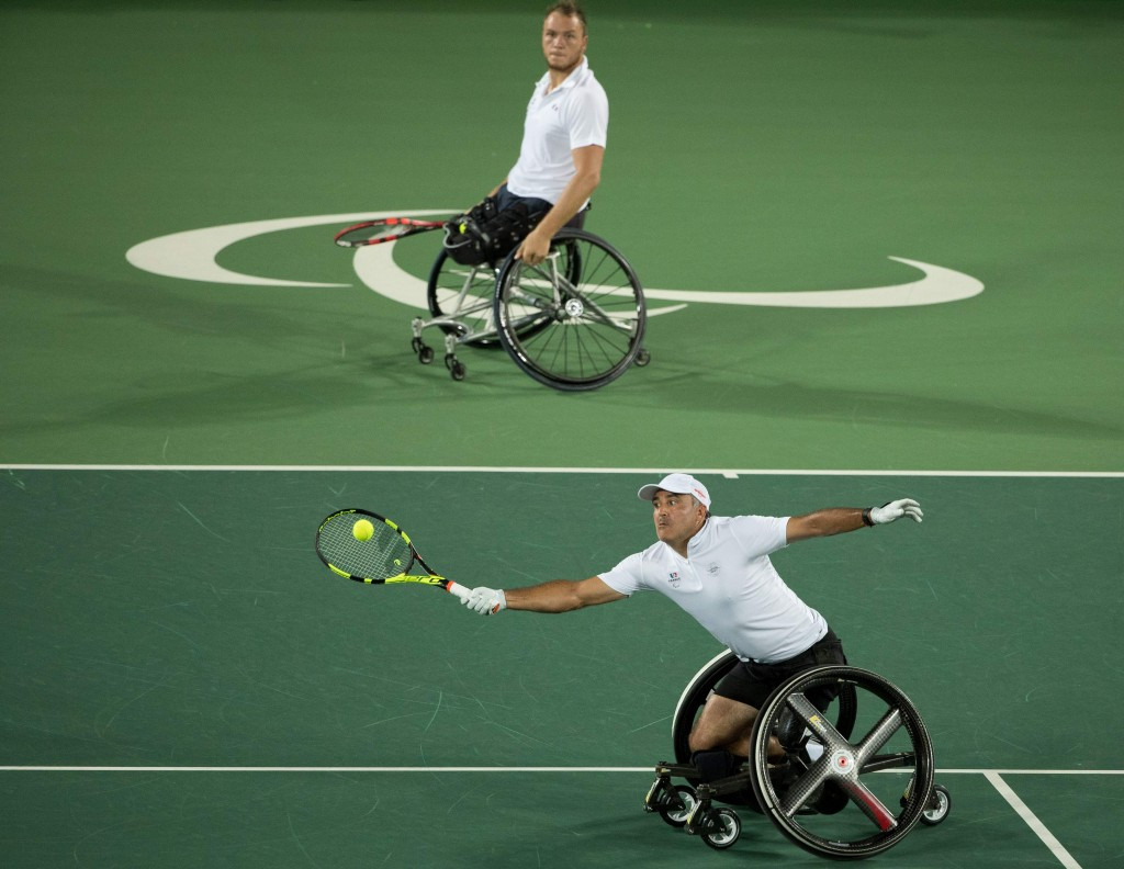 Paralympic champions headline entry list for ITF Doubles Masters