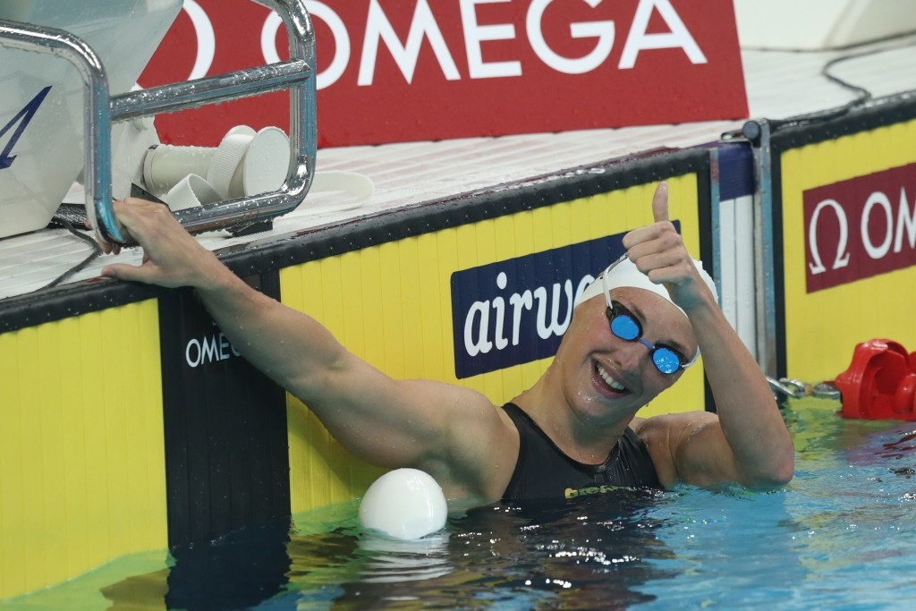 Hosszú dominates again with four gold medals as FINA World Cup event in Beijing concludes