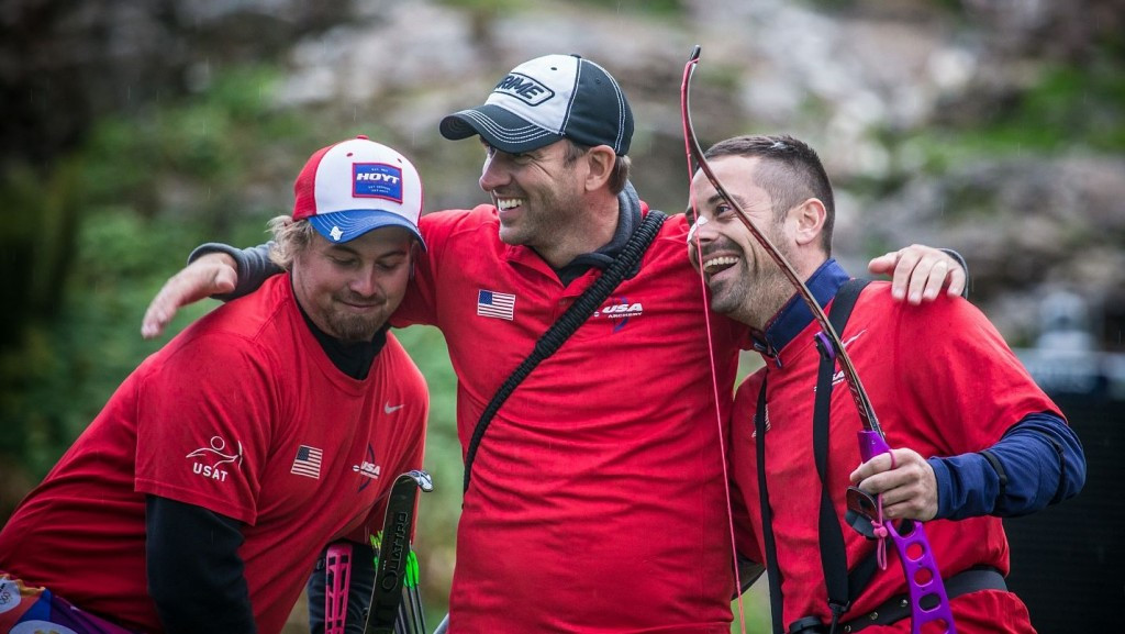 United States seal third straight team title at World Archery Field Championships