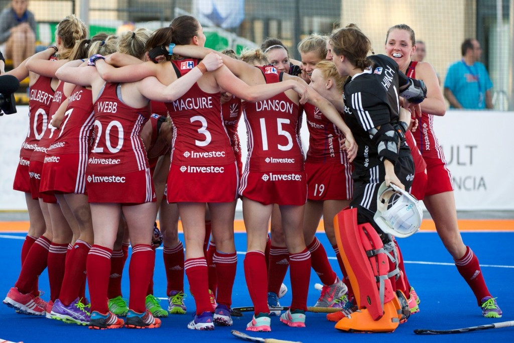 Britain and China secure Rio 2016 after semi-final victories at Hockey World League semi-final