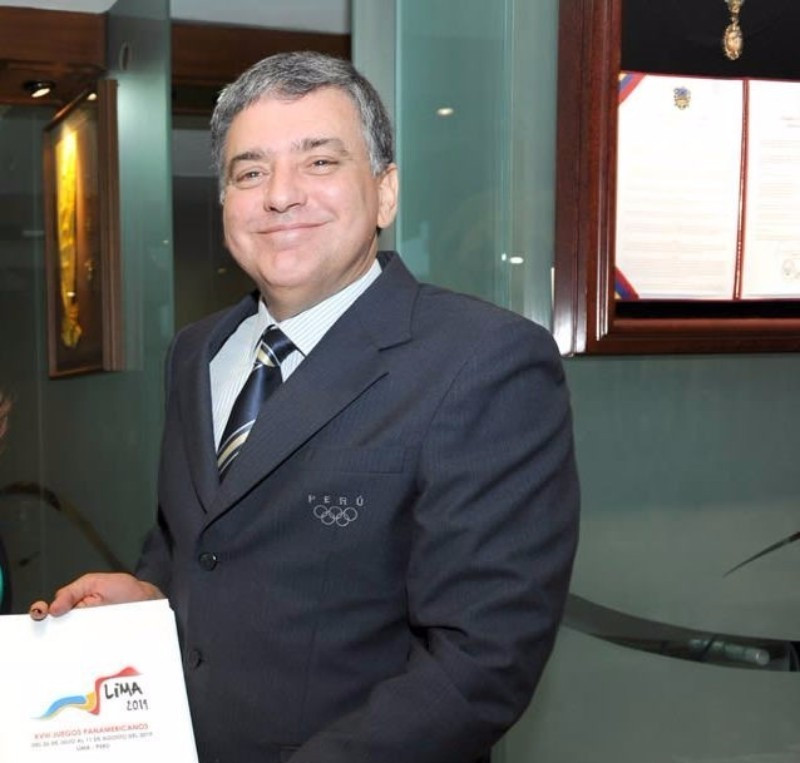 José Quiñones claims to remain confident about the progress of Lima 2019 ©Lima 2019