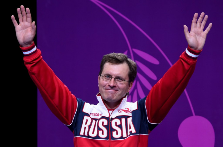 Alexei Klimov was at the centre of the controversy surrounding the awarding of the bronze medal