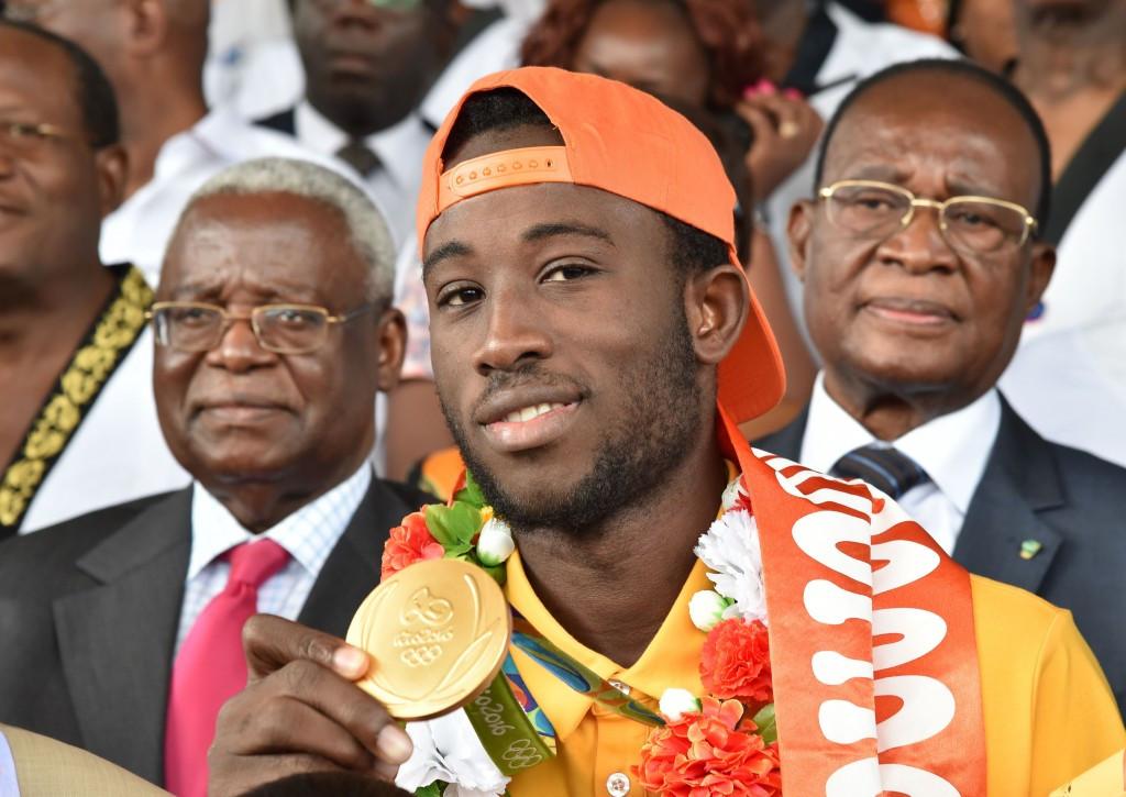 """National symbol"" Cissé targeting successful defence of Olympic taekwondo title at Tokyo 2020"