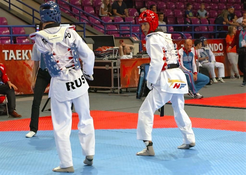 Para-taekwondo world rankings for October revealed