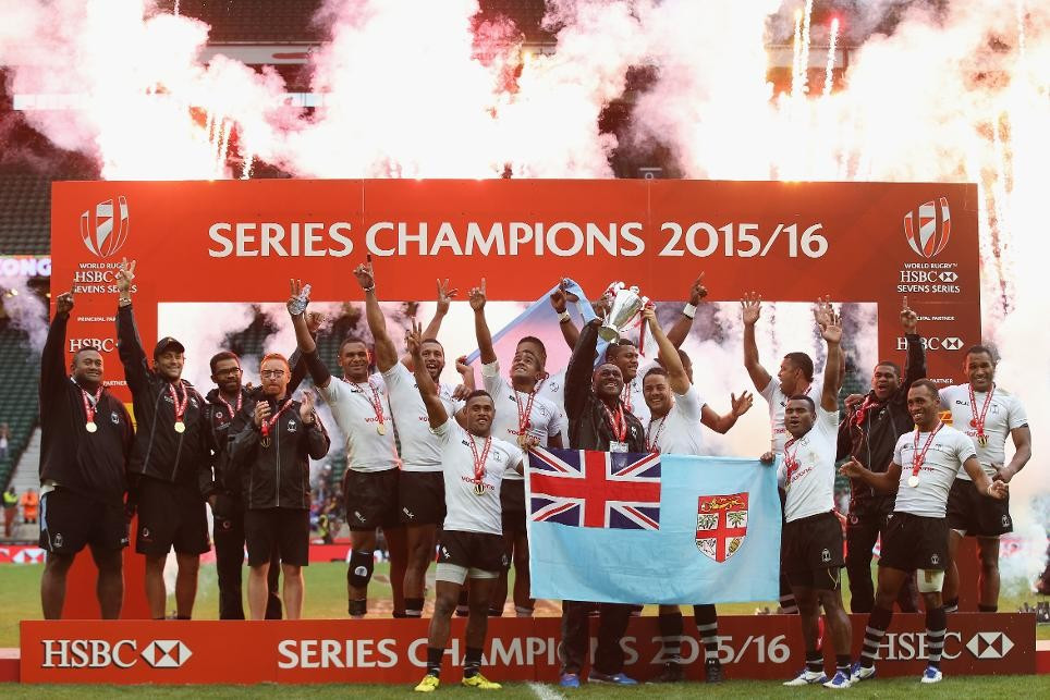 World Rugby Sevens Series to introduce gold, silver and bronze medals