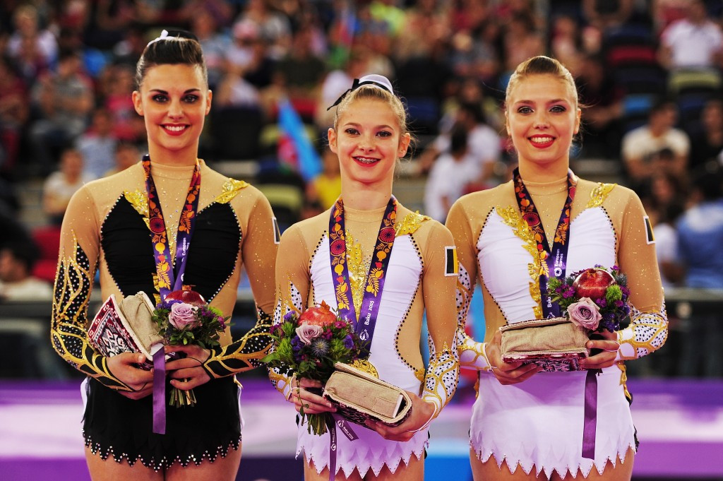 Belgium clinched both the dynamic group and group balance golds on a superb day for the nation