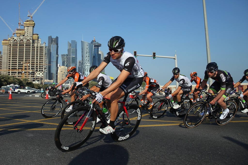UCI ready to shorten men's race if heat at Road World Championships in Doha is hazardous