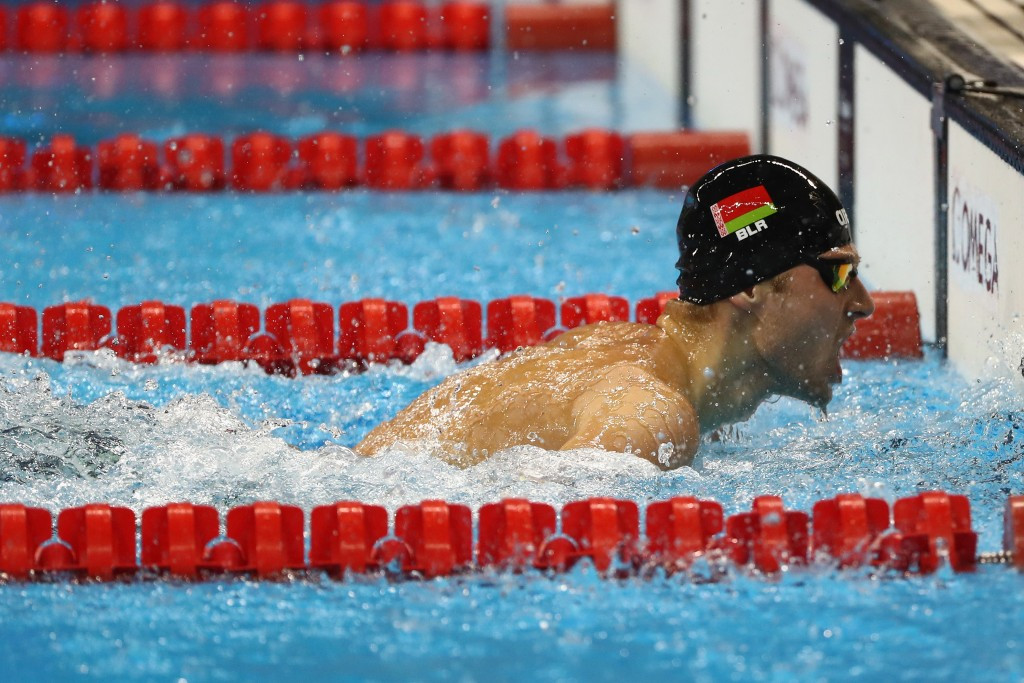Swimmer Ihar Boki won six of Belarus' eight gold medals at the Rio 2016 Paralympic Games ©Getty Images
