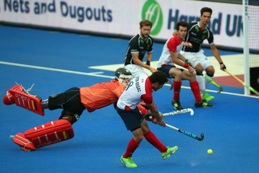 Image result for Hockey World League Semi-Finals 2017 at Lee Valley Hockey and Tennis Centre