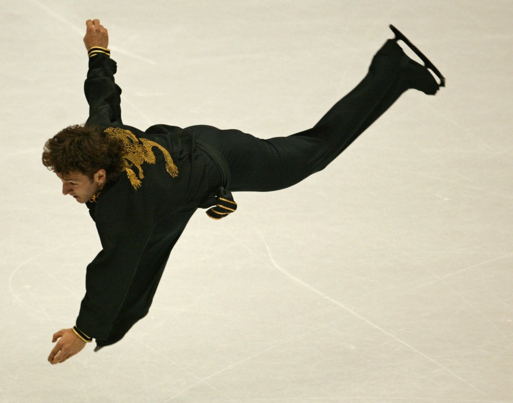 Elvis Stojko is a three-time world champion, two-time Olympic silver medallist and seven-time Canadian champion  ©Getty Images