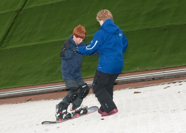 Snowsport Scotland delivers new courses for future instructors