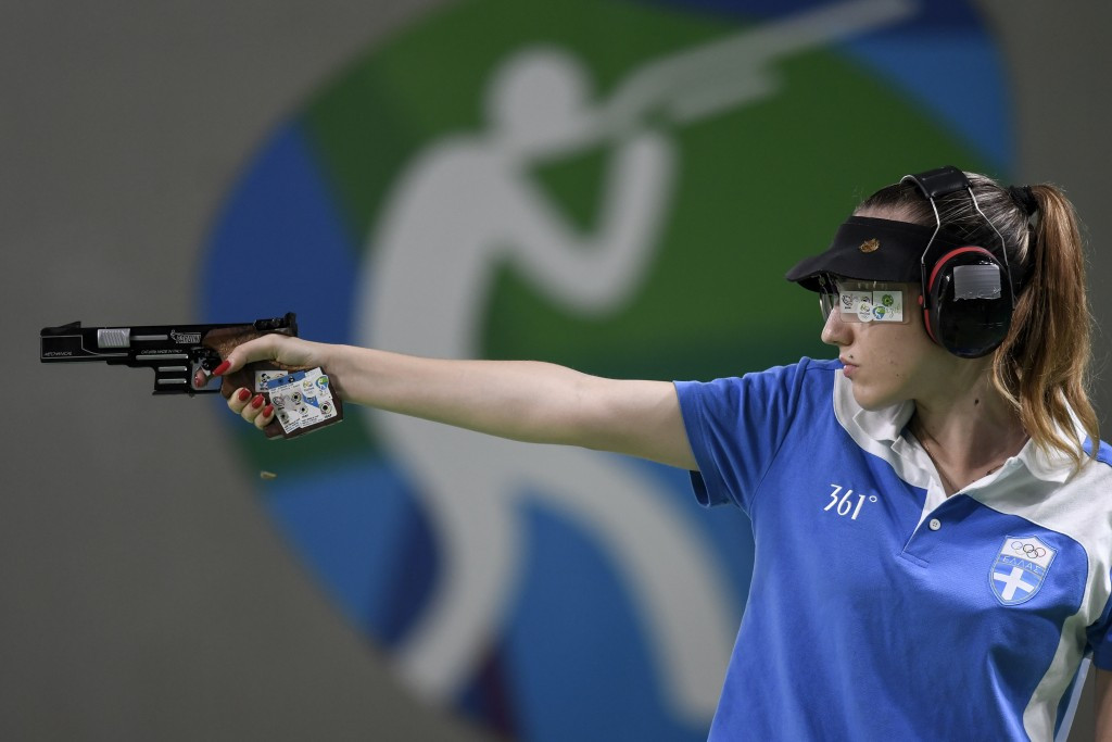 Rio 2016 medallists among entries for ISSF World Cup Final