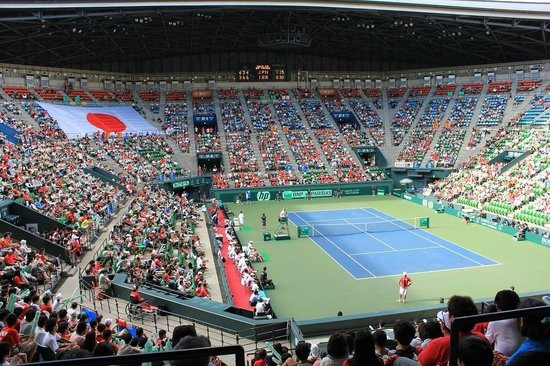 itf president claims confident tokyo 2020 venue will be. Black Bedroom Furniture Sets. Home Design Ideas