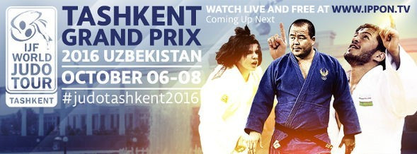 Judo world set to descend on Uzbekistan's capital for penultimate IJF Grand Prix of year