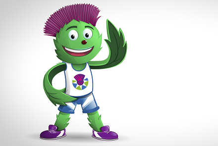 Glasgow 2014 mascot Clyde to make comeback for Gold Coast 2018