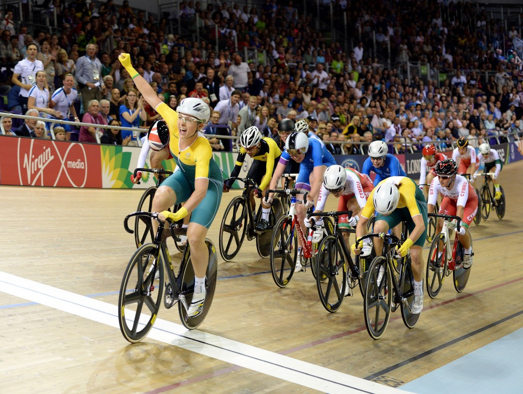 Annette Edmondson headlines the track cyclists set for Tokyo 2020 ©Getty Images
